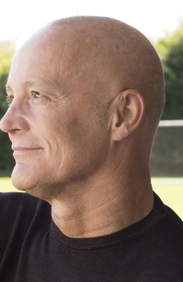 Der Mehrwert für Harald beim Fussball: Der Spaß im Team